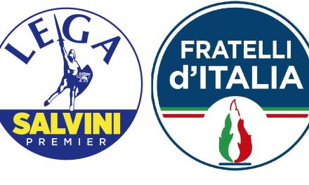 A STAGNO LEGA E FRATELLI D'ITALIA PRESENTANO UFFICIALMENTE IL LORO CANDIDATO SINDACO PER COLLE