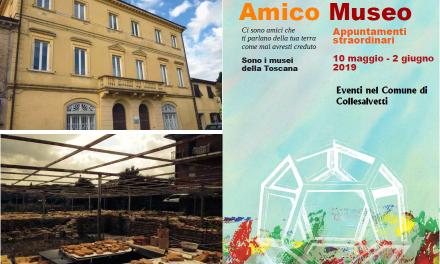 AMICO MUSEO 2019: APPUNTAMENTI STRAORDINARI ALLA PINACOTECA E ALLA MANSIO ROMANA DI TORRETTA