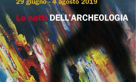 """""""LE NOTTI DELL'ARCHEOLOGIA"""": APERTURE STRAORDINARIE SERALI PER PINACOTECA E MANSIO ROMANA"""