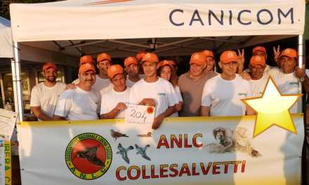 """5° MEMORIAL CASAPIERI: L'ASSOCIAZIONE """"LIBERA CACCIA"""" DONA MATERIALE DIDATTICO ALLA SCUOLA DI VICARELLO"""