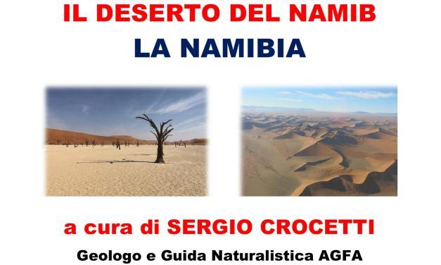 A COLLESALVETTI UN INCONTRO CULTURALE SUL DESERTO DEL NAMIB