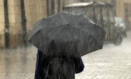 MALTEMPO: LA REGIONE PROROGA L'ALLERTA METEO GIALLA A TUTTO LUNEDÌ 4 GENNAIO