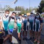 IL CANOA CLUB STAGNO IN TRASFERTA PORTA A CASA 2 TITOLI ITALIANI