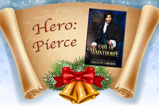 Collette Cameron Historical Romances, Contests and Giveaways, Historical Romance Christmas Hop, Earl of Wainthorpe, Regency Romance novel
