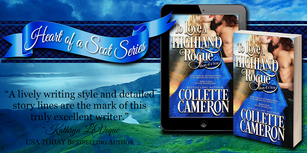 Heart of a Scot Series, Sweet-to-Spicy Timeless Romance®