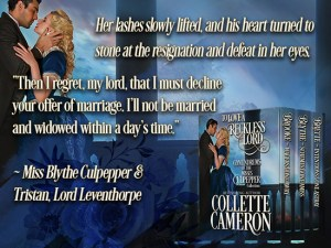Collette Cameron historical romances, To Love a Reckless Lord, Best Regency romance books, Historical romance books to read online, Regency historical romance ebooks, best regency romance novels 2017, Regency England dukes historical romance Kindle, Regency England historical romance Novels