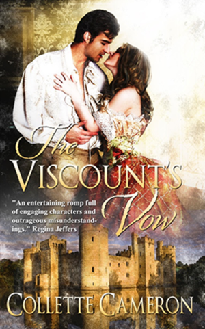 Collette Cameron historical romances, The Viscount's Vow, Best Regency romance books, Historical romance books to read online, Regency historical romance ebooks, best regency romance novels 2017, Regency England dukes historical romance Kindle, Regency England historical romance Novels