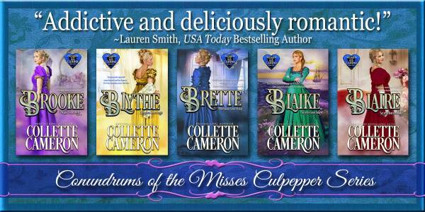 Conundrums of the Misses Culpepper Series, USA Today Bestselling Author Collette Cameron, Collette Cameron historical romances, Collette Cameron Regency romances, Collette Cameron romance novels, Collette Cameron Scottish historical romance books, Blue Rose Romance, Bestselling historical romance authors, historical romance novels, Regency romance novels, Highlander romance books, Scottish romance novels, romance novel covers, Bestselling romance novels, Bestselling Regency romances, Bestselling Scottish Romances, Bestselling Highlander romances, Victorian Romances, lords and ladies romance novels, Regency England Dukes romance books, aristocrats and royalty, happily ever after novels, love stories, wallflowers, rakes and rogues, award-winning books, Award-winning author, historical romance audio books, collettecameron.com, The Regency Rose Newsletter, Sweet-to-Spicy Timeless Romance, historical romance meme, romance meme, historical regency romance, historical romance audio books, Regency Romance Audio books, Scottish Romance Audio books