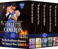 The Blue Rose Regency Romances: The Culpepper Misses Books 1-5 — $1.99!