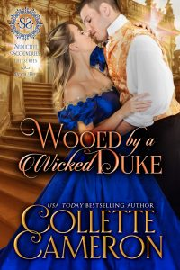 Wooed by a Wicked Duke Releases!
