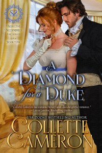 A Diamond for a Duke is only 99¢!