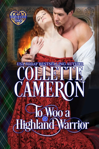The rerelease of TO WOO A HIGHLAND WARRIOR is here! 1