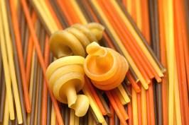 Spaghetti e Trottole Tricolore © Liz Collet