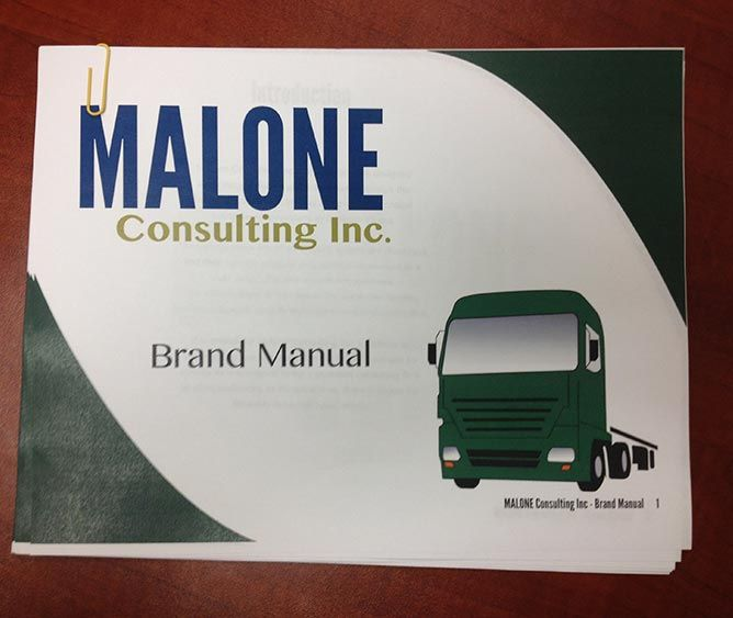 Malone Consulting Brand Manual