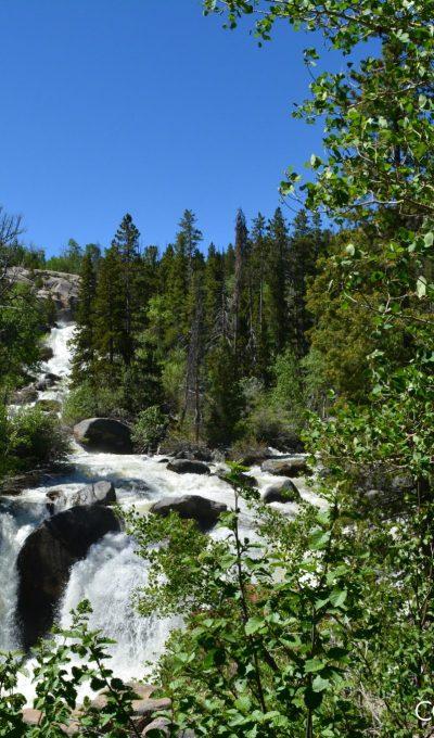 Popo Agie Falls Trail Hike {Wyoming}