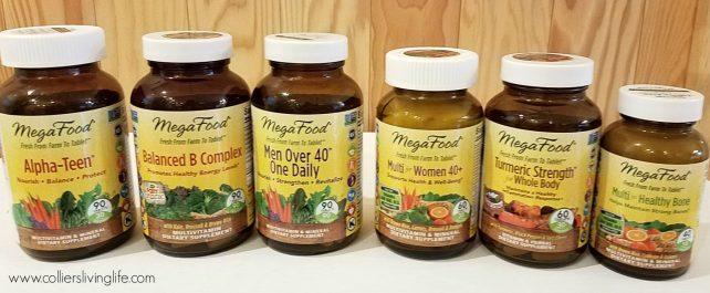Nutritional Gap MegaFood Supplements