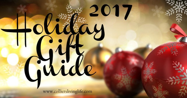 Collilers Living LIfe 2017 Holiday Gift Guide