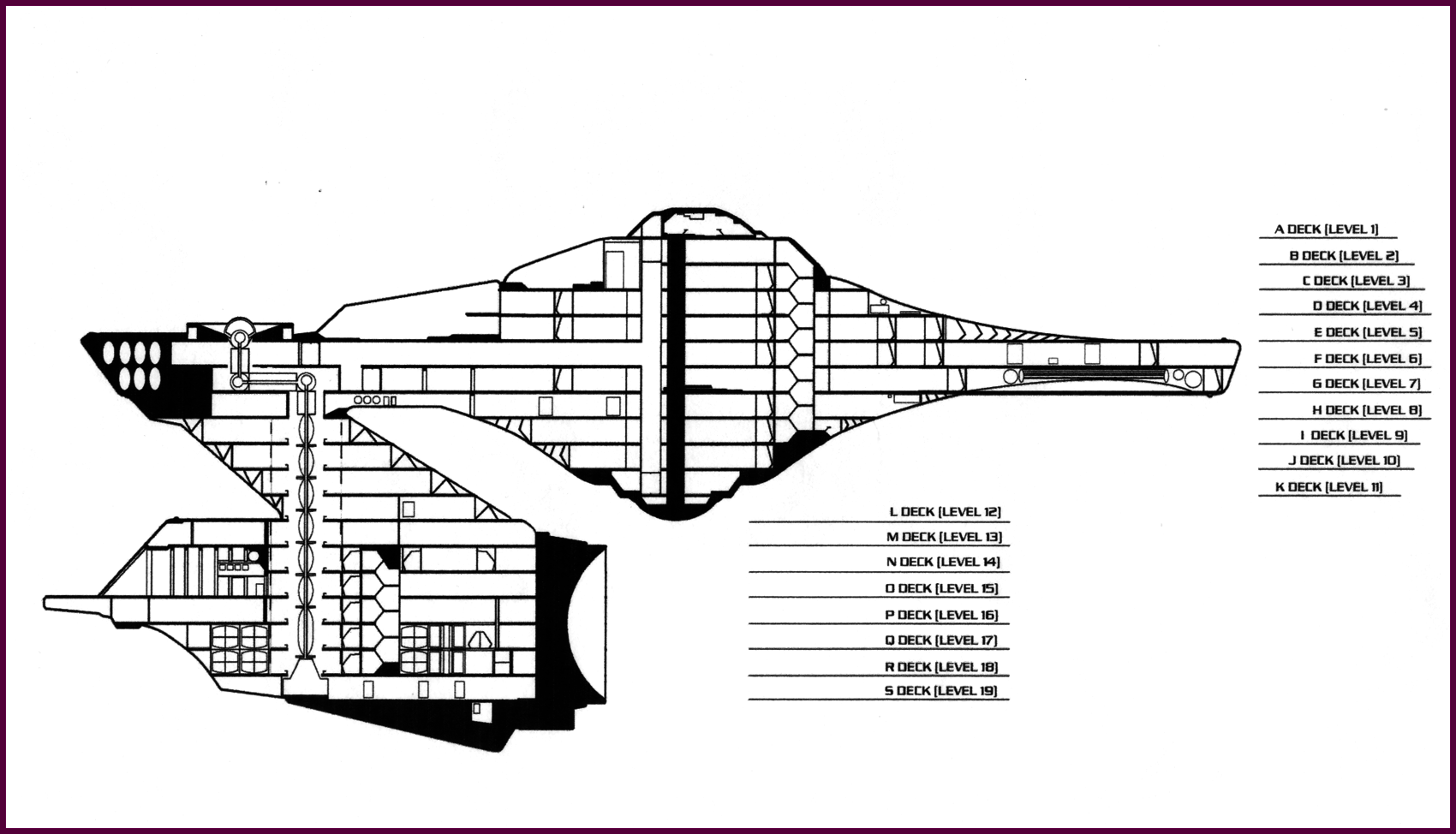 List Of Synonyms And Antonyms Of The Word Starship Schematics