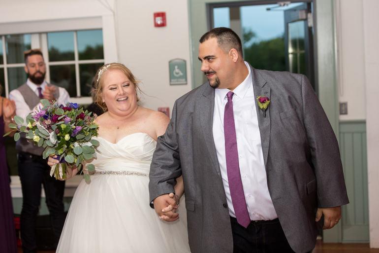 Wedding Reception Introductions