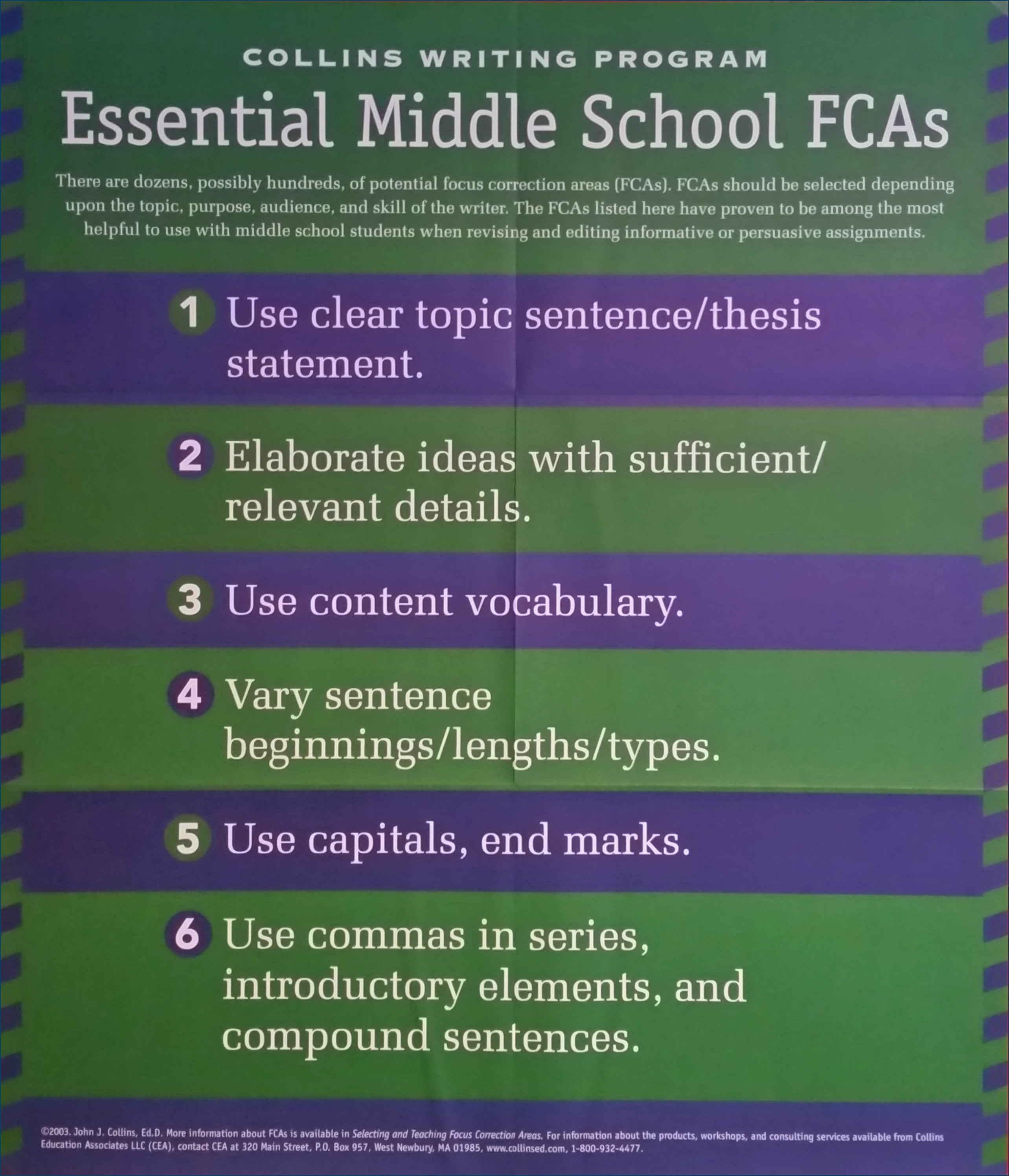 writing strategies for high school students