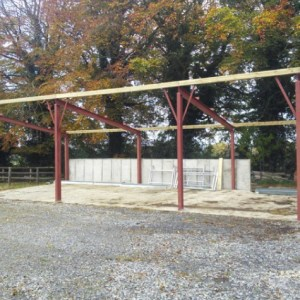 Collins Metal Fabrication Structural Steel 604 Metal Structural Steel Frame