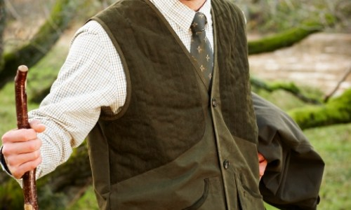 Seeland Woodcock Waistcoat