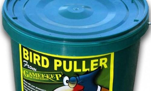 gamekeep bird puller