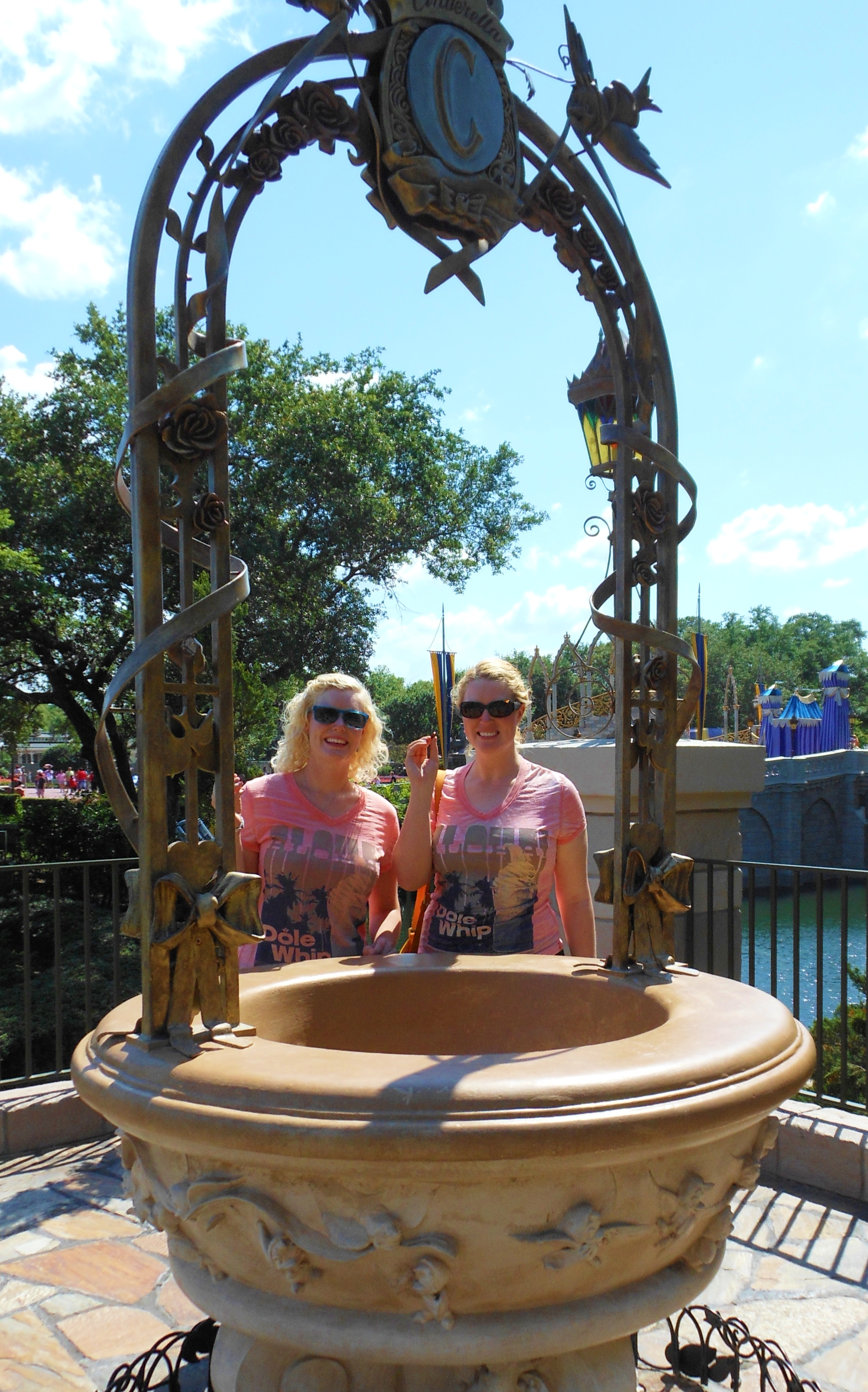 Disney Wishing Well Elly And Carolines Magical Disney Moments