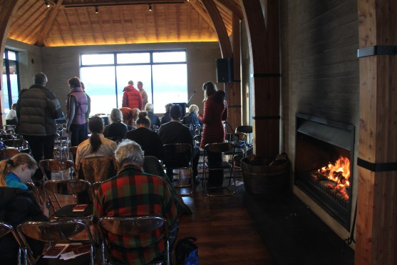Mountain Film Fest Story Telling Series at Ripon