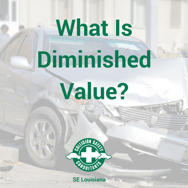What Is Diminished Value