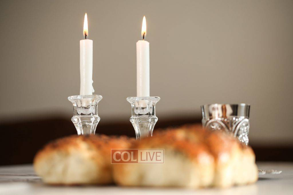 shabbos candle lighting times