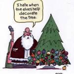 Zoe's Ideal Christmas Tree