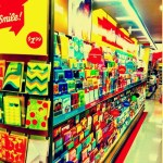 Day 30: Card. Card aisle at Target.