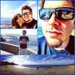 Day 16: Perfect. Great trip to San Diego, with a perfect beach day!