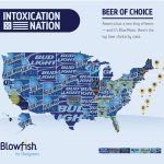 Favorite Beers by State