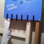DIY Harry Potter-Themed Sock Board
