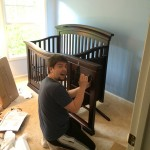 Nursery, Phase 2: Furniture!