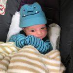 Alex is 2-weeks-old!