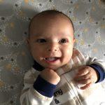 Alex is 2-months-old!