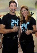 Anthony Bernal y Noris Rodriguez de Bernal