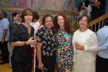Maria Cordoba, Maritza Martinez, Rocio Hernandez y Nurys Gonzalez