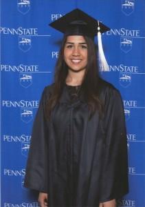 Anabel Gonzalez Graduacion Penn State 3