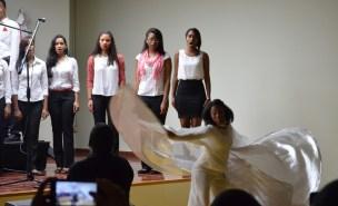 Awilda Polanco - danza concierto INTEC