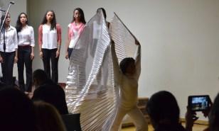 Awilda Polanco danza concierto INTEC
