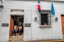 La casa de la familia Duarte y Díez fue uno de los principales centros de conspiración del movimiento de independencia, de hecho, cuando Charles Gerard llegó con sus tropas a Santo Domingo en julio de 1943 se apostó frente a la casa. Desde 1967 funciona allí el Instituto Duartiano y el Museo de Duarte, con obras de arte y artículos de uso cotidiano de la familia.