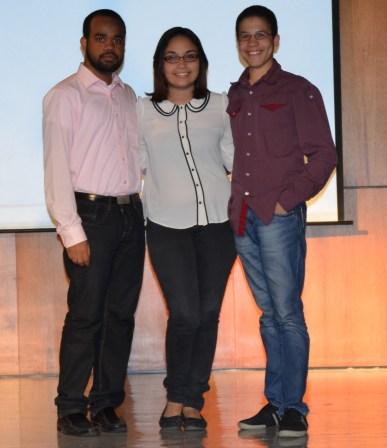 Ingeniería Mecatrónica Lucía Medina, Leandro Piña, Manuel Severino