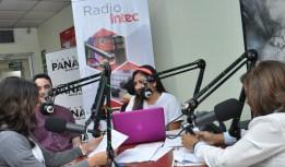 Durante la Feria fue presentada la emisora educativa online Radio INTEC