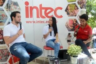 Radio INTEC en vivo desde El Bosquecito.
