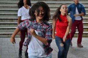 !A bailar en INTEC!