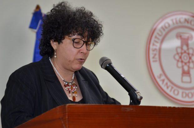Profesora Fátima Portorreal